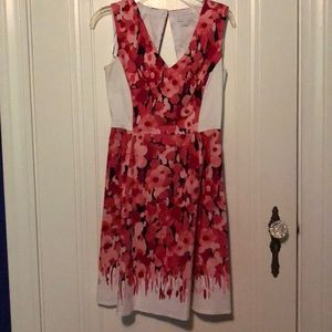 New York and Company Floral Dress